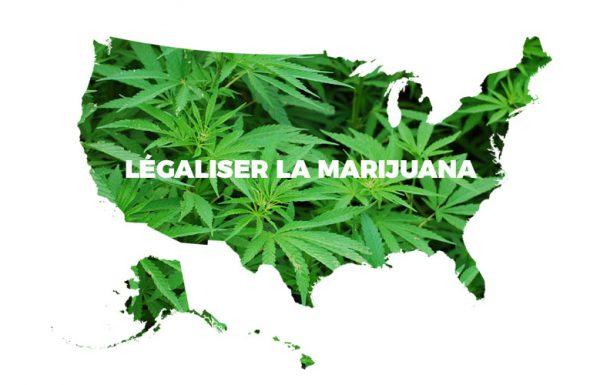 Sondage: La majorité des Américains préfère toujours légaliser la marijuana à l'échelle nationale