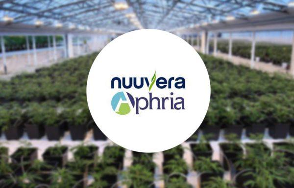 Aphria, producteur de cannabis légal, signe un accord pour acheter Nuuvera.