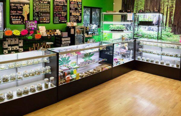 La Californie compte une centaine de dispensaires de cannabis récréatif