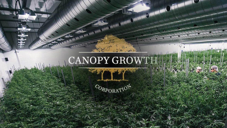 Pour Canopy Growth, la légalisation du cannabis entraînera moins de prescriptions d'opioïdes