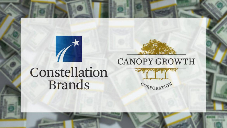 La société Constellation Brands gagne 700 millions de dollars grâce à son investissement dans le cannabis