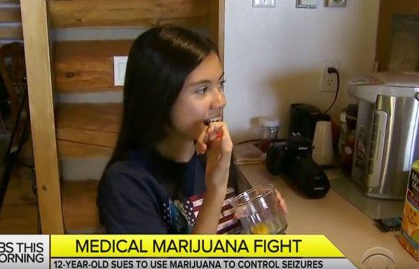 Un patient de 12 ans poursuit Jeff Sessions pour légaliser le cannabis médical