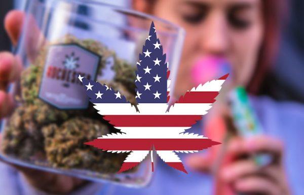 Usa: la majorité continue d'appuyer la légalisation du cannabis à usage récréatif