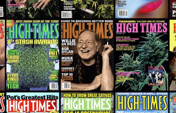 Los Angeles: le magazine Hight Time change de mains