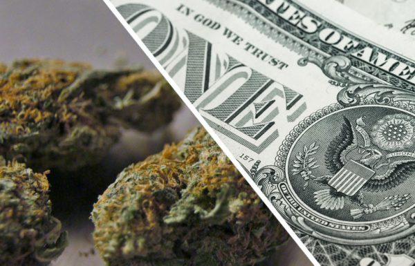 L'Amérique du Nord a dépensé 53,3 milliards de dollars en cannabis en 2016