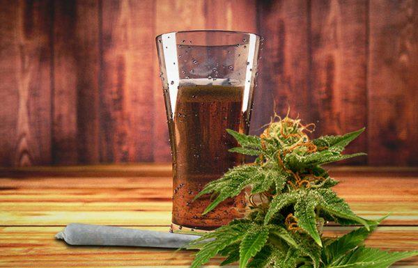Les ventes de cannabis pourraient voler 1/4 des consommateurs de bière